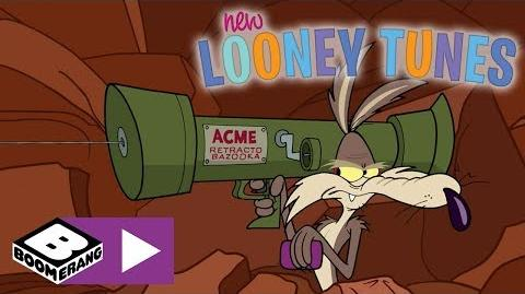 New Looney Tunes - Special Delivery - Boomerang UK