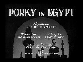 Porkyinegypt