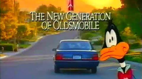 Oldsmobile - Noel Blanc (1989, USA, EDITED)