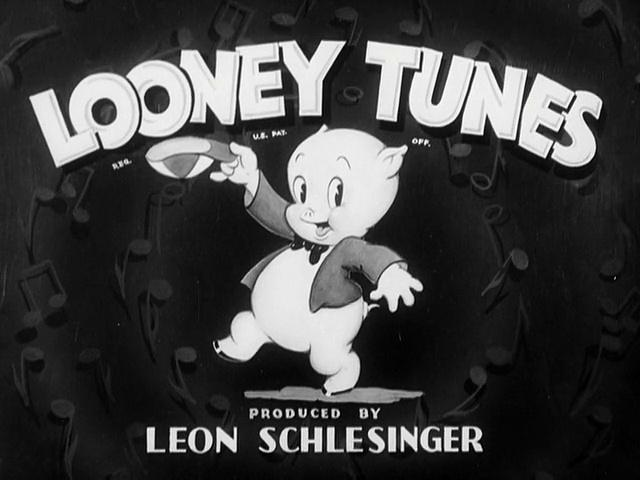 Porky Pig - Ali-Baba Bound (1940)