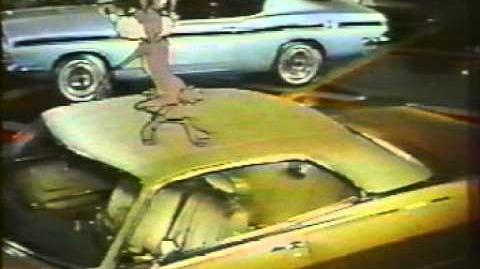 """1969 Plymouth Commercial """"Wile E"""