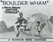 Boulder Wham Lobby Card