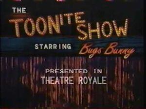 Lt the toonite show