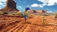 Wile e Coyote and Road Runner Geico Comercial