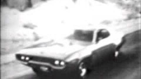 71 Plymouth Roadrunner Commercial