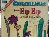 Chiquilladas 324 Bip Bip El Correcaminos