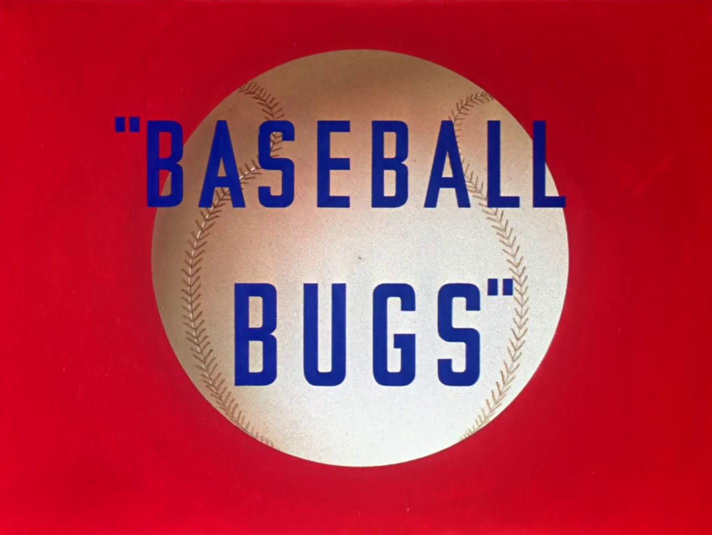 Baseball Bugs Looney Tunes Wiki Fandom Powered By Wikia