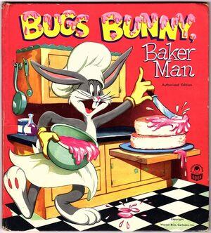 Lt book bugs bunny baker man