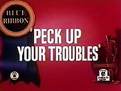 Peck trouble