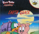 Tiny Toon Adventures Earth Quack