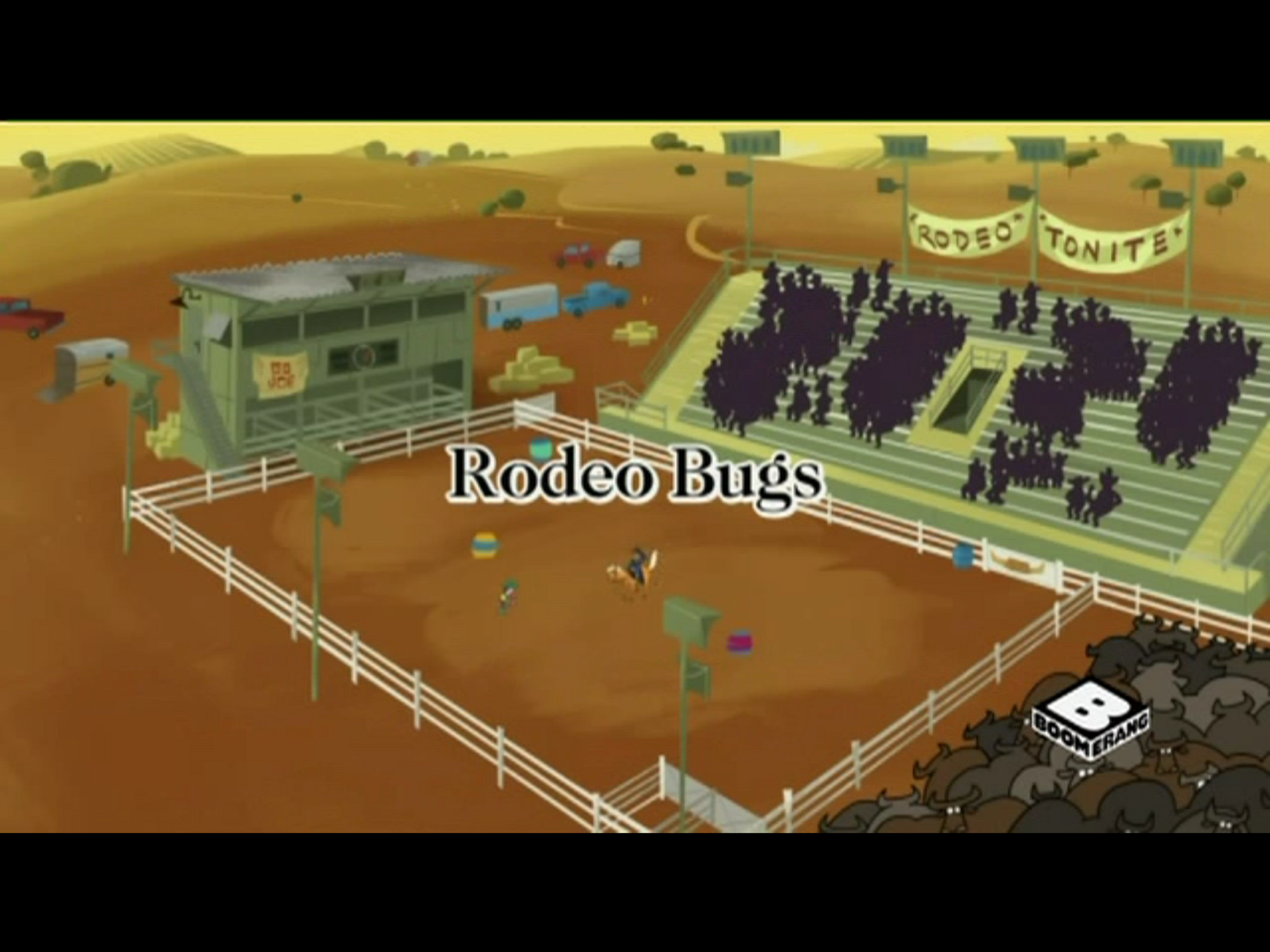 Rodeo Bugs Looney Tunes Wiki Fandom Powered By Wikia