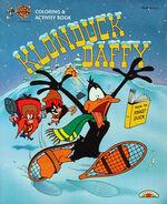 Lt coloring landoll klonduck daffy