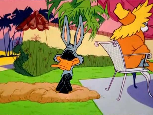 Daffy Duck - (Ep. 95) - The Abominable Snow Rabbit