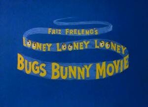 Lt looney looney looney bugs bunny movie