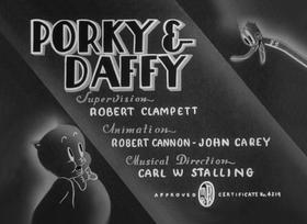 Porky & Daffy HBO Max