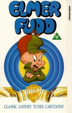 Elmer Fudd (1990) (UK VHS)