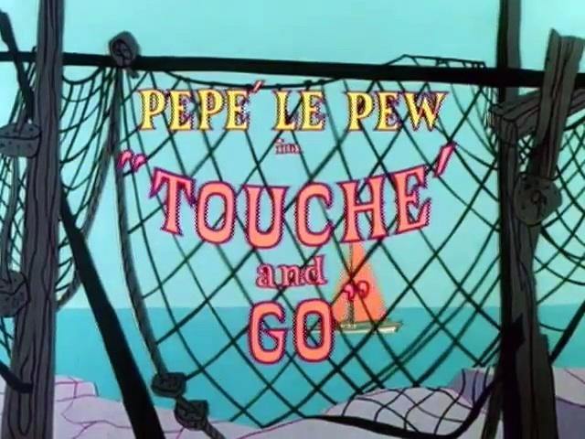 Pepe Le Pew - (Ep