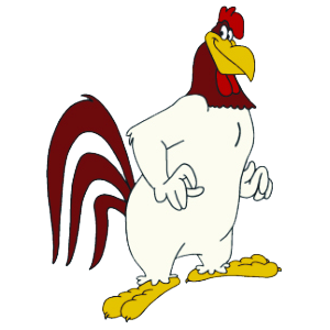 Image result for foghorn leghorn gif animated