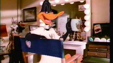 Daffy Duck 1989 Warner Bros. Collection Catalog commercial
