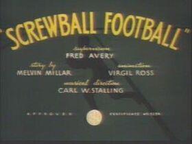 Screwball-Football
