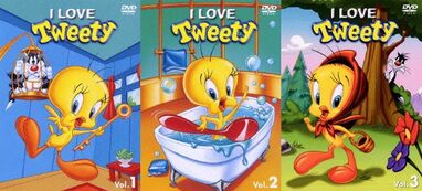 ILoveTweety-All3Volumes