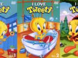 I Love Tweety (Japanese DVDs)