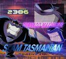 Slam Tasmanian