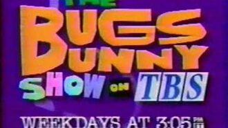 The Bugs Bunny Show TBS Promo (1993)