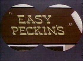 Easy Peckin's