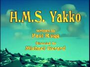 HMS Yakko