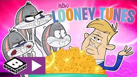 New Looney Tunes - The Best Mac N' Cheese For The Worst Kid - Boomerang UK