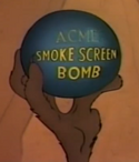 Smoke Screen Bomb