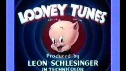 Looney Tunes Fake Intro (1944ish)