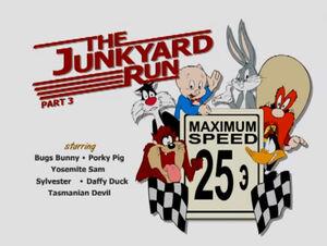 Lt the junkyard run part 3