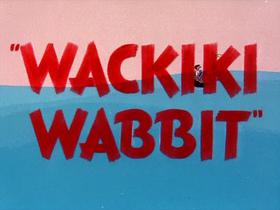 Wackiki wabbit title