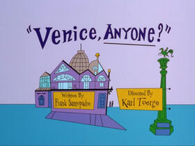 Lt venice anyone
