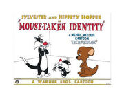 Mouse Taken Identity Lobby Card