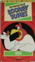 The golden age of looney tunes vhs 2