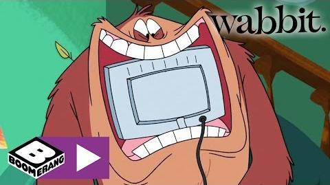 Wabbit - Computer Lessons - Boomerang UK