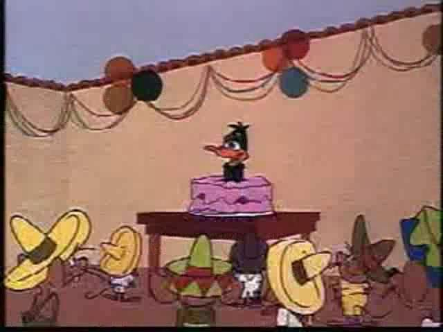 Daffy Duck - (Ep. 129) - Fiesta Fiasco