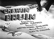 Chewin bruin