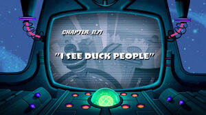 Lt i see duck people