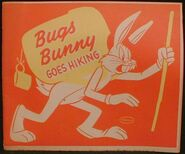 Lt coloring whitman bugs bunny goes hiking