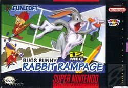 RabbitRampage cover