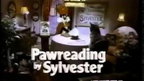 9-Lives Dry ad, 1983