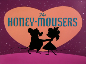 The honey-mousers title