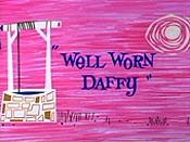 Worn daffy