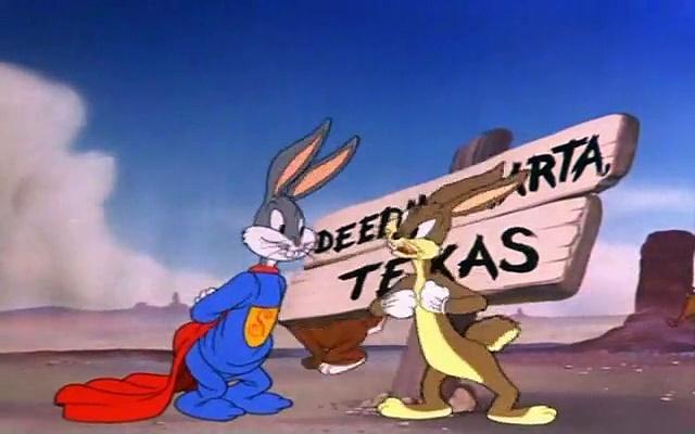 Bugs Bunny - Super-Rabbit