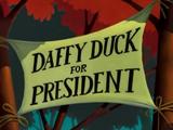 Daffy Duck for President (short)