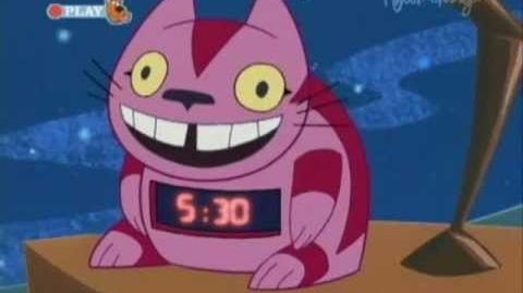 Happy Cat Alarm Clock.wmv